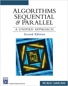 cover image - Algorithms Sequential & Parallel, A Unified Approach
