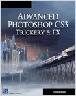 cover image - Advanced Photoshop CS3 Trickery & FX