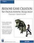 cover image - Awesome Game Creation, No Programming Required