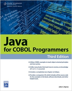 cover image - Java for COBOL Programmers