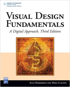 cover image - Visual Design Fundamentals, A Digital Approach