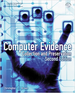cover image - Computer Evidence, Collection and Preservation
