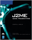 cover image - J2ME Game Programming