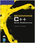 cover image - Beginning C++ Game Programming