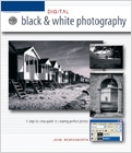 cover image - Digital Black & White Photography