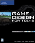 cover image - Game Design for Teens