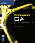 cover image - Beginning C# Game Programming