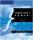 cover image - Cubase SX/SL 3 Power!