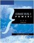 cover image - Cubase SX/SL 3 Power!