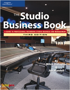 cover image - The Studio Business Book