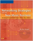 cover image - Networking Strategies for the New Music Business