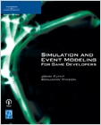 cover image - Simulation and Event Modeling for Game Developers