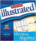 cover image - Maran Illustrated Effortless Algebra