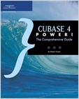 cover image - Cubase 4 Power!, The Comprehensive Guide
