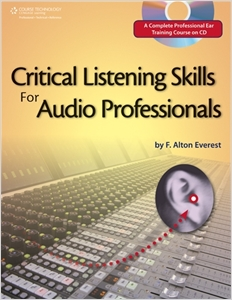 cover image - Critical Listening Skills for Audio Professionals