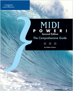 cover image - MIDI Power!, The Comprehensive Guide