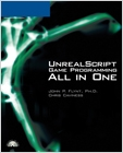cover image - UnrealScript Game Programming All in One