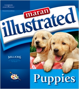cover image - Maran Illustrated: Puppies