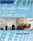 cover image - Acoustic Design for the Home Studio