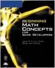 cover image - Beginning Math Concepts for Game Developers