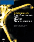 cover image - Beginning Pre-Calculus for Game Developers