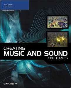 cover image - Creating Music and Sound for Games