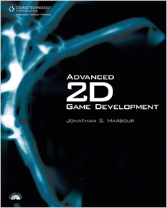 cover image - Advanced 2D Game Development