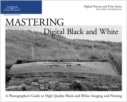 cover image - Mastering Digital Black and White, A Photographer's Guide to High Quality Black-and-White Imaging and Printing