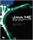 cover image - Java ME Game Programming