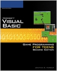 cover image - Microsoft® Visual Basic, Game Programming for Teens