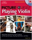 cover image - Picture Yourself Playing Violin