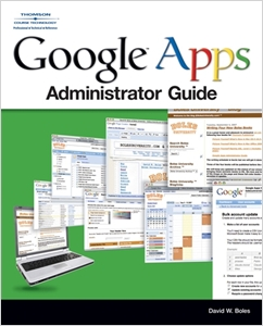 cover image - Google Apps Administrator Guide