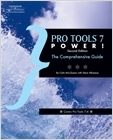 cover image - Pro Tools 7 Power, The Comprehensive Guide