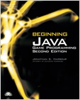 cover image - Beginning Java Game Programming, Second Edition