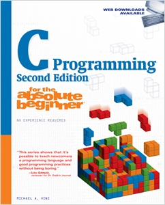 cover image - C Programming for the Absolute Beginner