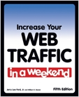cover image - Increase Your Web Traffic in a Weekend