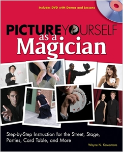 cover image - Picture Yourself as a Magician