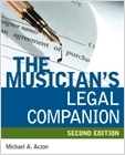 cover image - The Musician's Legal Companion