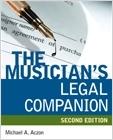 cover image - The Musician's Legal Companion