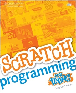cover image - Scratch Programming for Teens