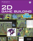 cover image - 2D Game Building for Teens