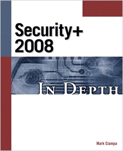cover image - CompTIA Security+ 2008 In Depth