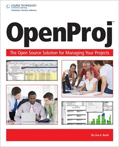 cover image - OpenProj, The OpenSource Solution for Managing Your Projects