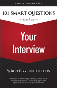 cover image - 101 Smart Questions to Ask on Your Interview