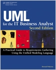 cover image - UML For The IT Business Analyst