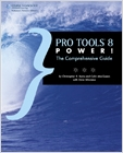 cover image - Pro Tools 8 Power!, The Comprehensive Guide