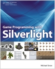 cover image - Game Programming with Silverlight