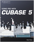 cover image - Going Pro with Cubase 5