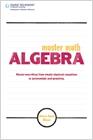 cover image - Master Math: Algebra