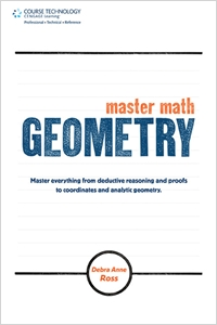 cover image - Master Math: Geometry
